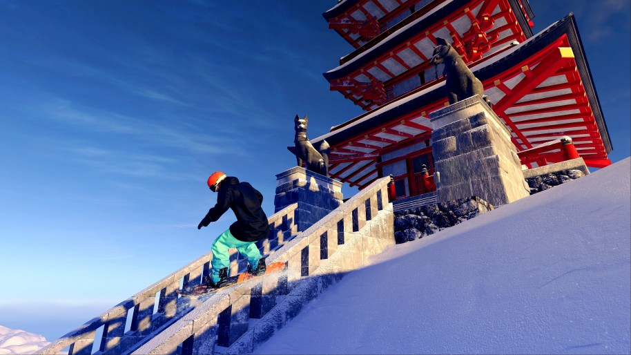 Steep Camino a las Olimpiadas Xbox One
