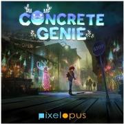 Carátula de Concrete Genie - PS4