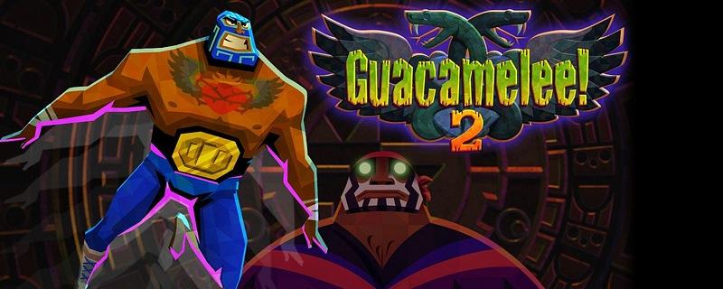 ¡Que viva la lucha libre! Guacamelee! 2 llega Switch