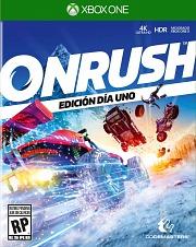Carátula de ONRUSH - Xbox One