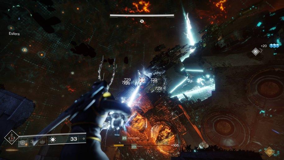 Destiny 2 - La maldición de Osiris Xbox One