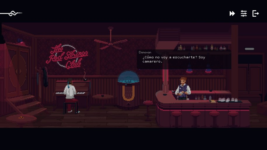 The Red Strings Club Nintendo Switch
