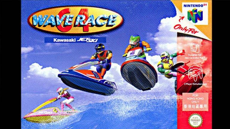 Después de casi una década, jugador rompe su propio récord en Wave Race 64