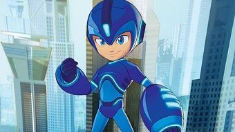 La serie de Mega Man será estrenada en San Diego Comic Con
