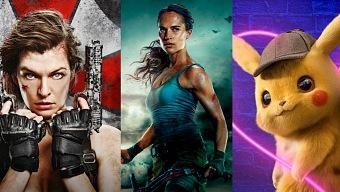 Las 15 mejores películas de videojuegos con actores reales según la crítica