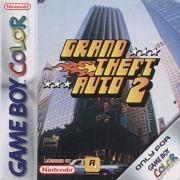 Carátula de Grand Theft Auto 2 - GBC