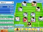 Captain Tsubasa Dream Team - Pantalla