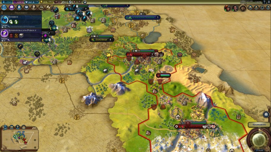 Civilization VI Rise & Fall