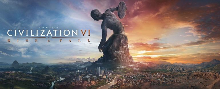 Civilization VI: Rise & Fall