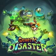 Carátula de Genetic Disaster - PC