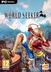 Carátula de One Piece: World Seeker - PC