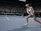 AO Tennis - Pantalla