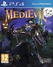 Carátula de MediEvil - PS4