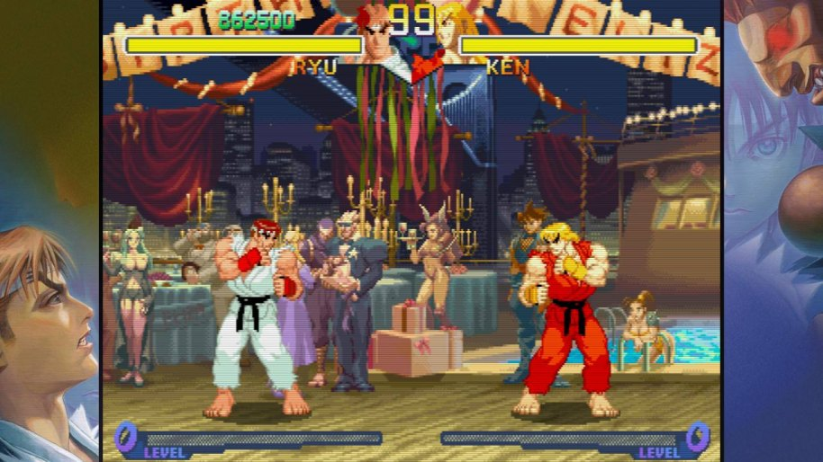 Street Fighter 30th Anniversary PC