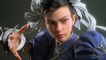 Street Fighter II: El modelo 3D más realista de Chun-Li