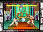 Street Fighter 30th Anniversary - Pantalla