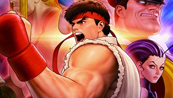 Street Fighter 30th Anniversary Collection: Tráiler de Anuncio