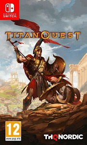 Carátula de Titan Quest - Nintendo Switch