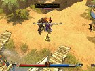 Titan Quest - Pantalla