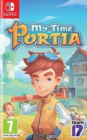 Carátula de My Time At Portia - Nintendo Switch