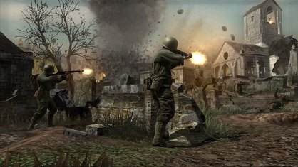 Call of Duty 3: Call of Duty 3: Avance 3DJuegos