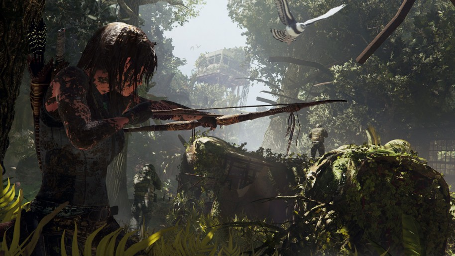 Shadow of the Tomb Raider: Shadow of the Tomb Raider, más oscuro, exótico, más Tomb Raider