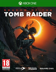 Carátula de Shadow of the Tomb Raider - Xbox One