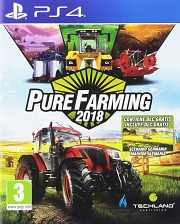 Carátula de Pure Farming 2018 - Xbox One