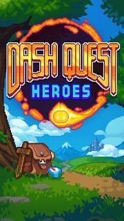 Carátula de Dash Quest Heroes - iOS