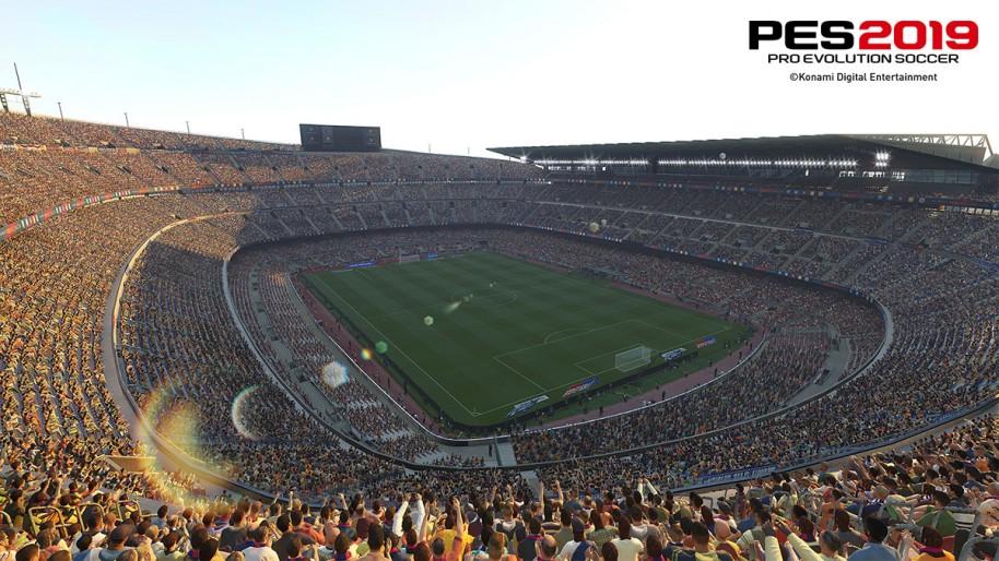 PES 2019: PES 2019 es puro fútbol made in Konami. ¡Lo hemos jugado!