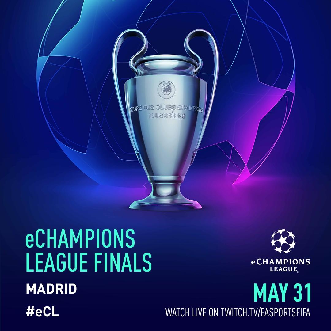 Los mejores jugadores de FIFA 19 se enfrentarán en Madrid por la eChampions League