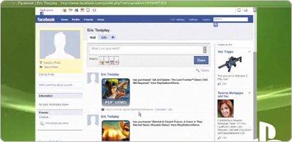 PlayStation 3 incluirá Facebook en su firmware 3.10