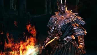 Un jugador derrota a un jefe final de Dark Souls de un solo golpe