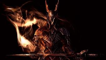 Presentada una nueva figura del Caballero Negro de Dark Souls