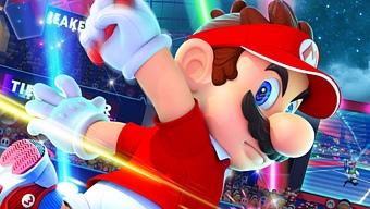 ¡Hora de competir! Habrá demo de Mario Tennis Aces el 1 de junio