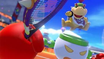 Ya está disponible la actualización 1.2.0 de Mario Tennis Aces