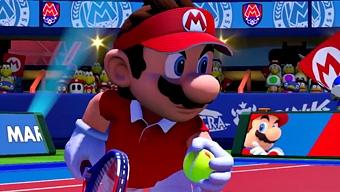 ¡Coge la raqueta! Tráiler de Mario Tennis Aces