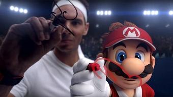 Tráiler Aces of the Game de Mario Tennis Aces
