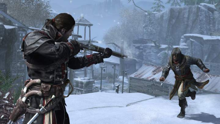 Assassin's Creed Rogue - Imagen Xbox One