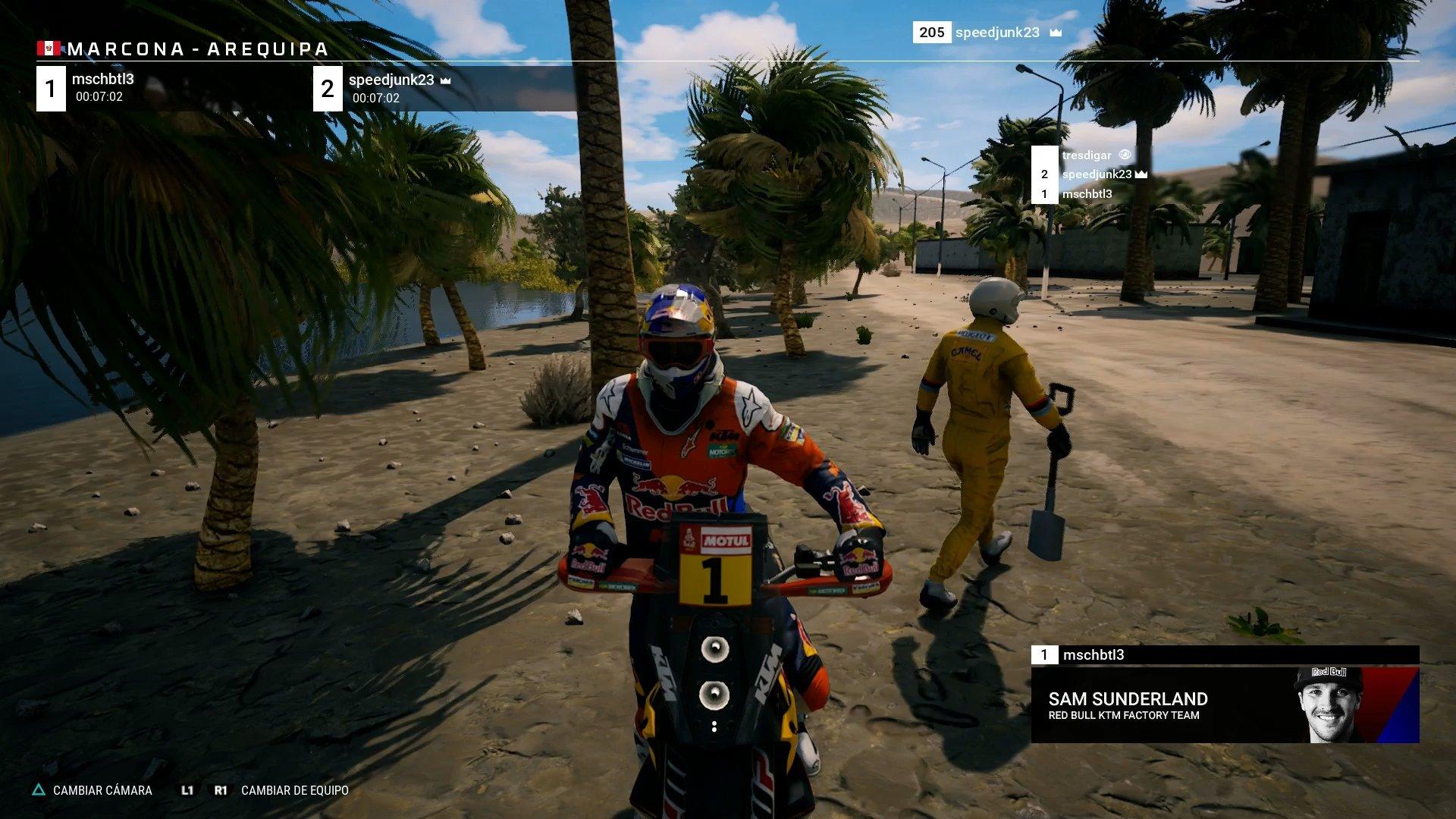 Analisis De Dakar 18 Para Ps4 3djuegos