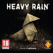 Carátula de Heavy Rain - PS4