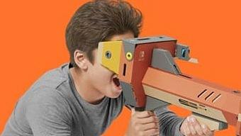 Nintendo incursiona en la realidad virtual con Nintendo Labo