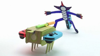 Nintendo Labo: Nuevas maneras de jugar con Toy-Con - Episodio 2
