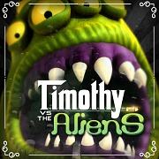 Carátula de Timothy vs the Aliens - PS4