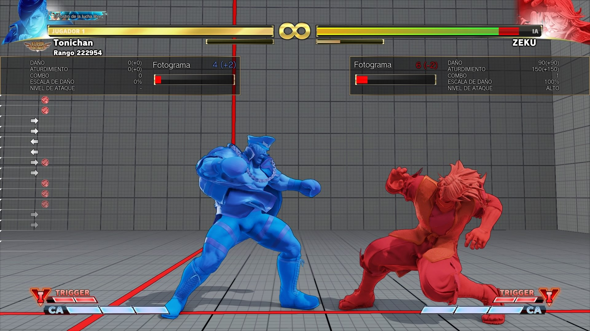 Analisis De Street Fighter V Arcade Edition Para Ps4 3djuegos