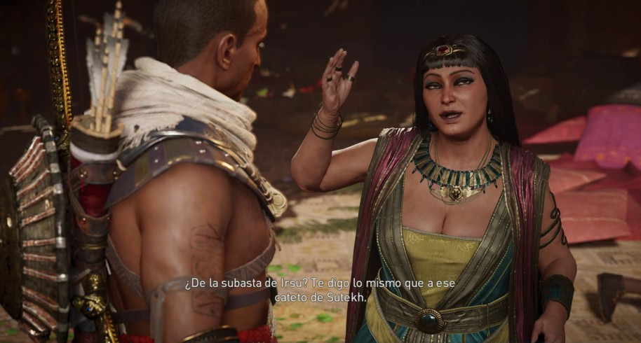 Assassin's Creed Origins - La Maldición de los Faraones Xbox One