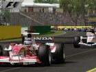 Formula One Championship - Pantalla