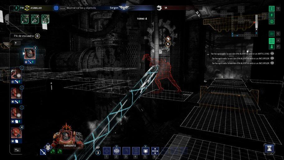 Space Hulk Tactics análisis
