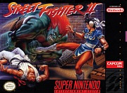 Street Fighter II: The World Warrior SNES