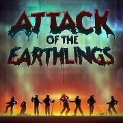 Carátula de Attack of the Earthlings - Linux